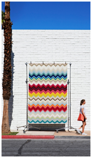 Colorful Armadillo & Co rug