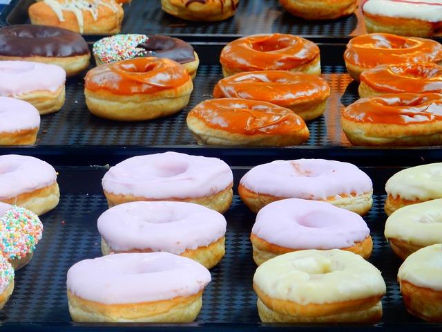 Doughnut factory