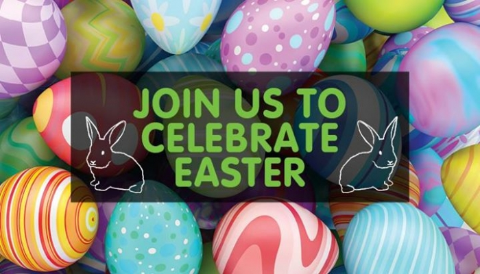Meet the Easter Bunny at Springhill Shopping Centre